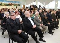 Врио губернатора Тульской области Алексей Дюмин посетил  ПАО «Тулачермет», Фото: 19