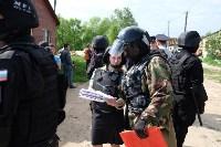 В Плеханово начали сносить дома в цыганском таборе, Фото: 92