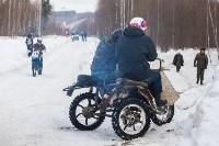 От зимнего мототоксикоза – мотослет «Самовар-Треффен» , Фото: 155