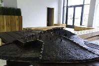 Монтаж экспозиции нового музея на Куликовом поле. Август 2016, Фото: 131