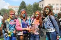 ColorFest в Туле. Фестиваль красок Холи. 18 июля 2015, Фото: 12