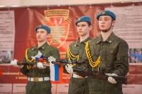В колонном зале Дома дворянского собрания в Туле прошел областной кадетский бал, Фото: 102
