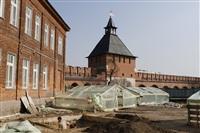 Реконструкция Тульского кремля. 11 марта 2014, Фото: 6