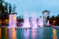 В Кировском сквере открылся светомузыкальный фонтанный комплекс: Фоторепортаж Myslo, Фото: 6