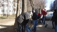 Субботник 29 марта 2014 год., Фото: 15
