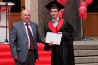 Вручение дипломов магистрам ТулГУ. 4.07.2014, Фото: 94
