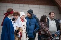 Средневековые маневры в Тульском кремле. 24 октября 2015, Фото: 175