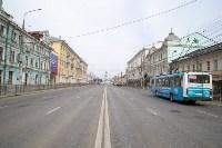 В Туле продолжается масштабная дезинфекция улиц, Фото: 11