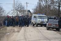 Бунт в цыганском поселении в Плеханово, Фото: 13