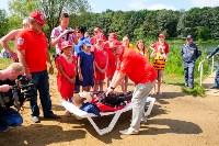 МЧС обучает детей спасать людей на воде, Фото: 24