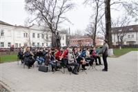 Оркестр в Кремлевском саду, Фото: 21