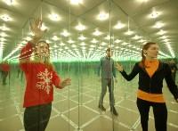 Стеклянный лабиринт в Туле, Фото: 5