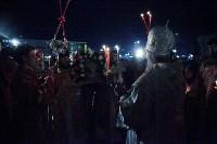 Пасхальная служба в Успенском кафедральном соборе. 11.04.2015, Фото: 18