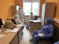 Репортаж из «красной зоны»: как устроен коронавирусный госпиталь в Туле, Фото: 4