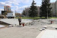 Ремонт площади Победы, Фото: 3