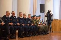 В колонном зале Дома дворянского собрания в Туле прошел областной кадетский бал, Фото: 56