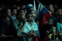 Матч Россия – Хорватия на большом экране в кремле, Фото: 99
