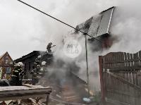 Пожар в Михалково, Фото: 28