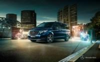 В Туле прошла презентация Mercedes-Benz V-Класс, Фото: 12