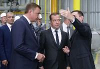 """Дмитрий Медведев посетил предприятие """"Тула Сталь"""", Фото: 5"""
