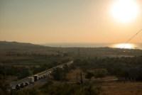 Пробки на Керченской переправе, Фото: 10