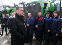 Алексей Дюмин обсудил с тульскими сельхозпроизводителями развитие молочного животноводства, Фото: 8
