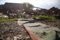 Снос цыганских домов на Косой Горе, Фото: 15
