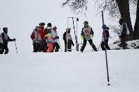 Второй этап чемпионата и первенства Тульской области по горнолыжному спорту., Фото: 16