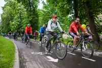 В Туле прошел большой велопарад, Фото: 74