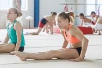 Тренировка гимнасток, Фото: 12