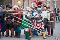 Средневековые маневры в Тульском кремле. 24 октября 2015, Фото: 117