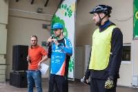 В Туле прошел большой велопарад, Фото: 49