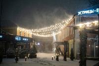 В Туле ночью бушевал буран, Фото: 75