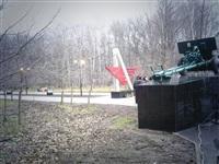 Открытие аллеи Победителей в Центральном парке Тулы, Фото: 1