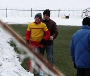"""Матч """"Тула""""-""""Кашира"""" в Новомосковске. 31.01.2015, Фото: 39"""