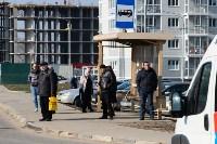Как в Туле дезинфицируют маршрутки и автобусы, Фото: 13
