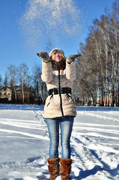 Мисс Декабрь Вконтакте