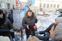 Евгений Авилов провел обход улиц Союзная и Благовещенская, Фото: 16
