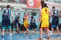 "Баскетбол ""Тула"" - ""Тула-ЩекиноАзот"", Фото: 1"