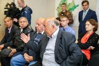 Евгений Авилов встретился с баронами цыганского поселения в Плеханово, Фото: 11