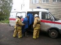 Сотрудники МЧС отработали действия при нарушении электроснабжения, Фото: 2