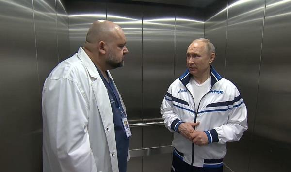 - Ну чё, врач, есть у тебя ковид??  - нет!  - не ссы, будет, я и правительство работаем над этим неустанно!