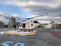 Жительницу Одоева доставили в Тулу из Сочи на вертолете санавиации, Фото: 1