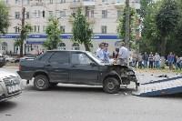 Массовое ДТП на проспекте Ленина 15 июля 2015, Фото: 5