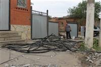 Последствия урагана в Ефремове., Фото: 41