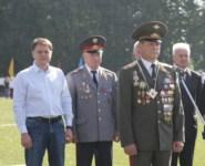 Соревнования по легкой атлетике в Кимовске, Фото: 14