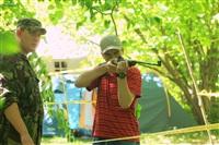 Тульский ОМОН провел боевую подготовку школьников, Фото: 8
