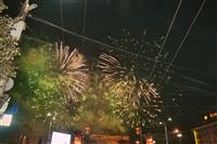В Туле отгремел праздничный фейерверк, Фото: 1