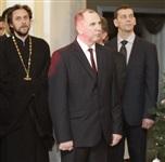 Владимир Груздев принял участие в Рождественском приеме, Фото: 5