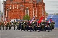 Вторая генеральная репетиция парада Победы. 7.05.2014, Фото: 10